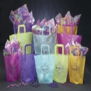 Frosted Color Poly Bags
